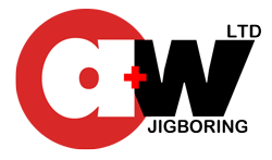 AW Jigboring Logo