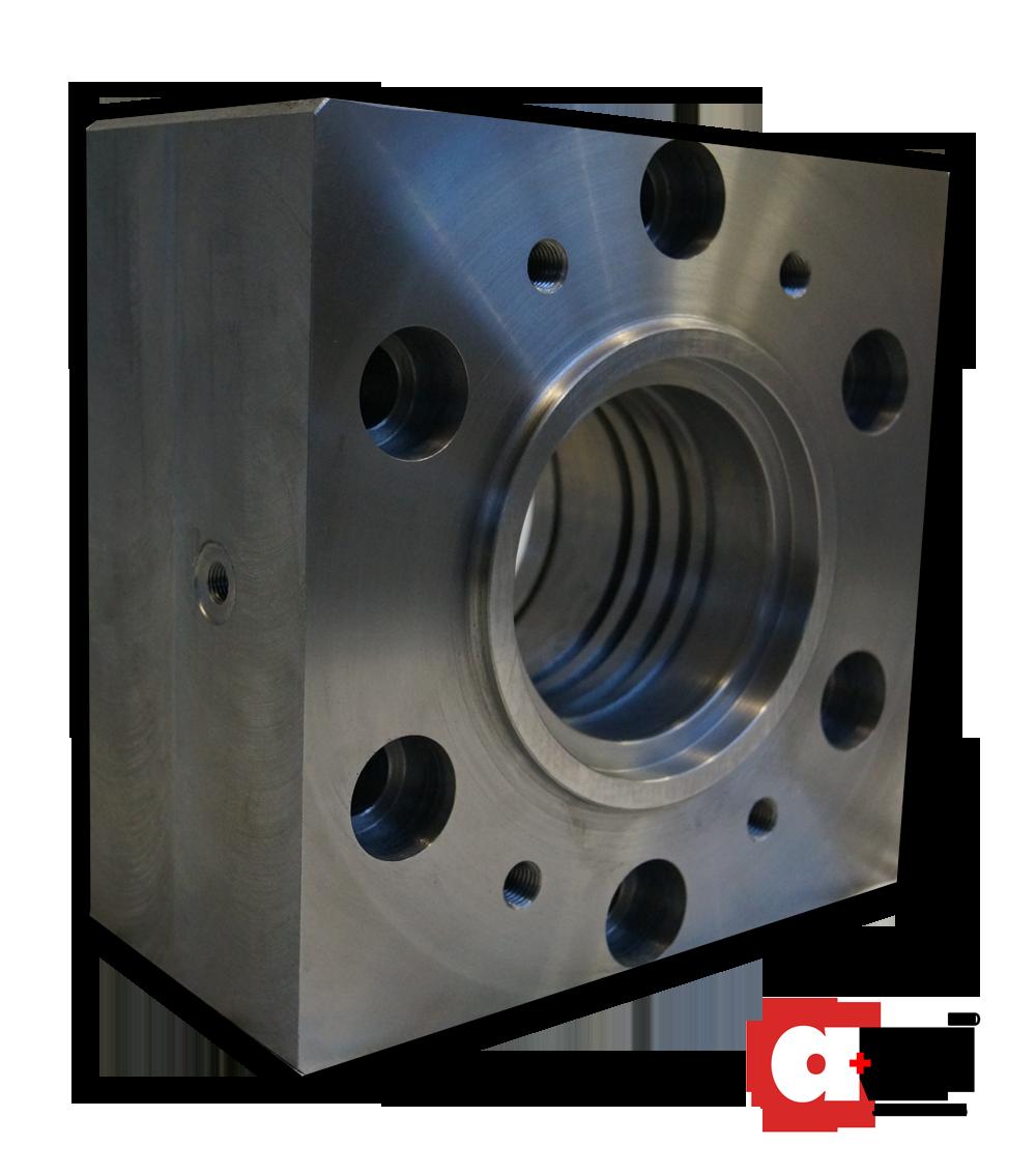 High Pressure Cylinder Block