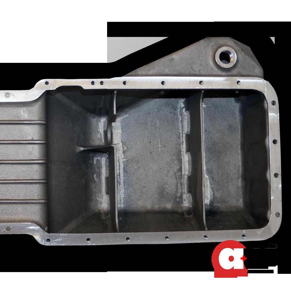 Aluminium Engine Sump