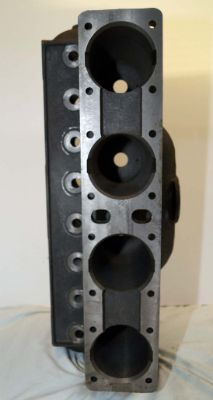 Cast Iron Cylinder Block mounting face