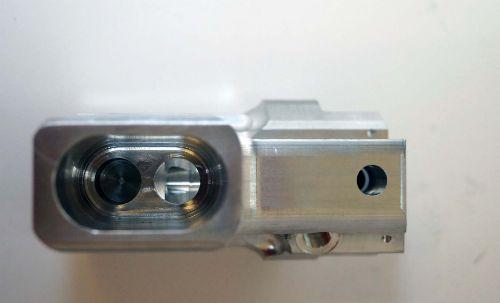 Aluminium CNC milling and profiling