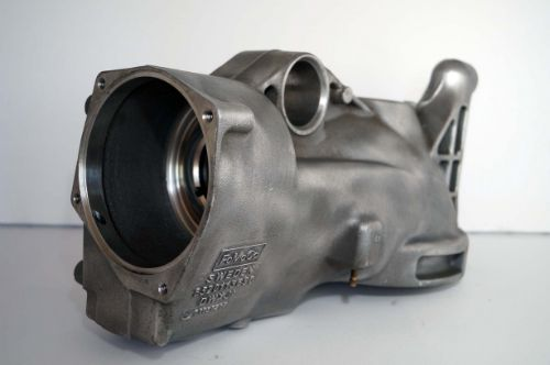 Aluminium differential case, internal bore