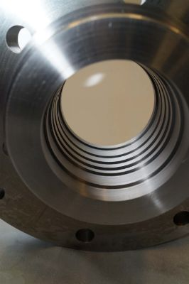 Internal turned oil grooves