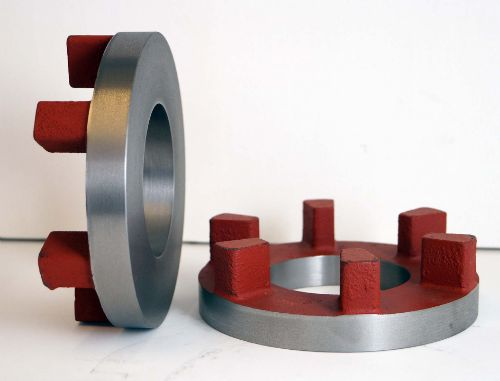 Cast Iron Drive Coupling, turning
