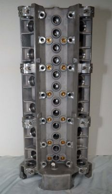 Cylinder Head top view