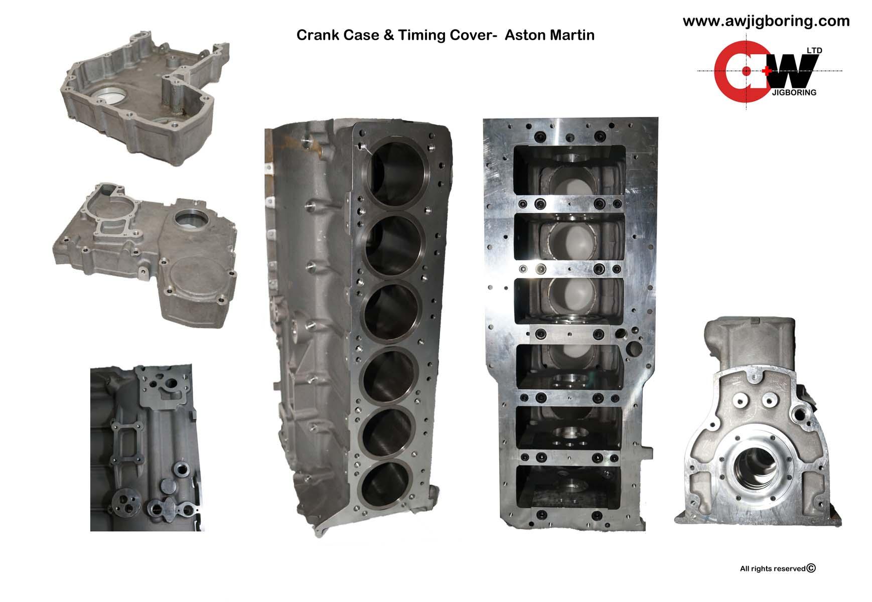 Crank Case AM